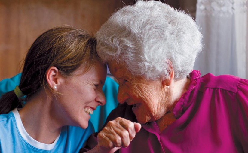 How to choose the right care home for you..